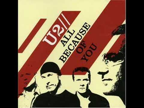 U2 - Fast Cars (Jacknife Lee Mix)
