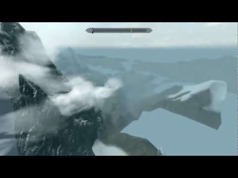 Skyrim Easter Egg - Imperial City and Cyrodiil