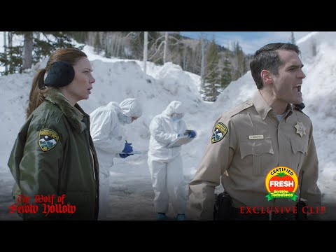 THE WOLF OF SNOW HOLLOW - Exclusive Clip: Crime Scene