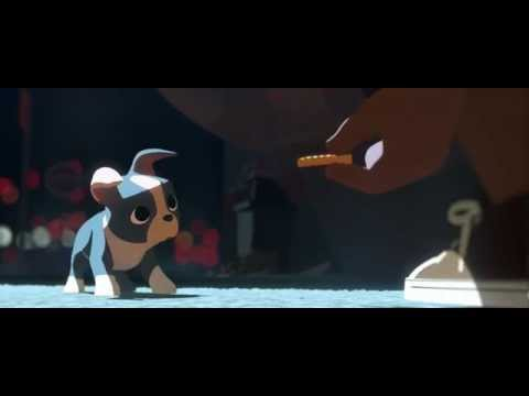 Walt Disney's Animation Studios Short Film – Feast UK Trailer --  Disney