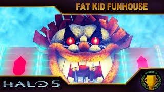 Halo 5 Custom Game : Fat Kid Funhouse