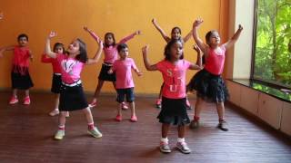 Better When I'm Dancing   Happy Dancing Feet   Meghan Trainor   Kids Dance