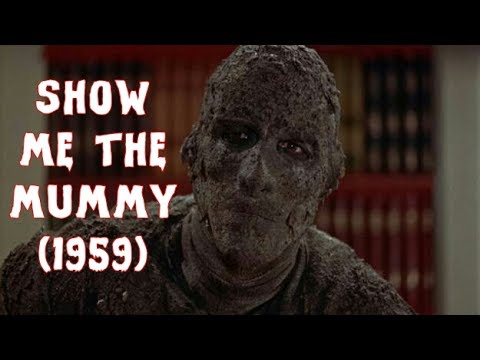 The Mummy (1959) movie review. Hammer Horror, Peter Cushing, Christopher Lee