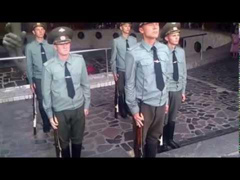 Schumann Traumerei (War Memorial choir version)