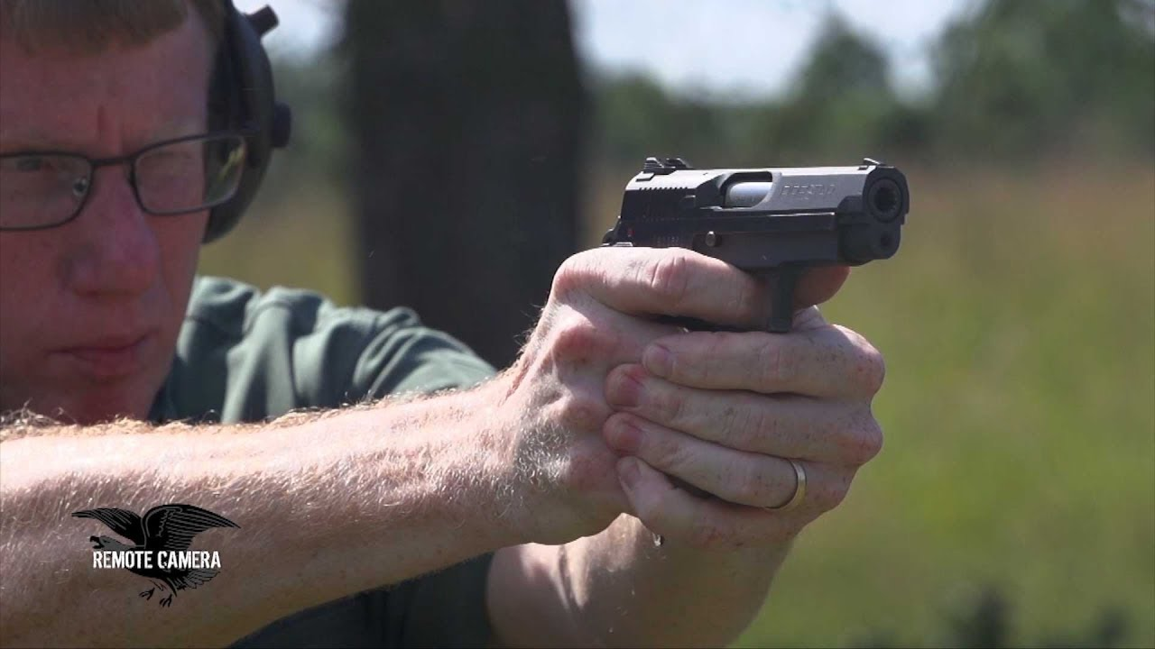 I Have This Old Gun: Star Firestar Pistol