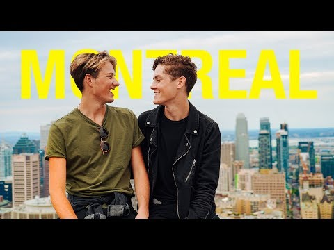 MONTREAL TRAVEL GUIDE | Boyfriend Adventure