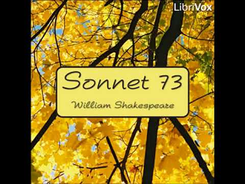 Full Audio Book | Sonnet 073 by William SHAKESPEARE read by Various