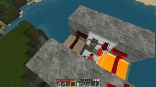 "Let`s Play Minecraft IC2 + BC2 [Part 042] ""Der Redpower Leuchtturm (Signal-Boje)"" [GERMAN HD]"