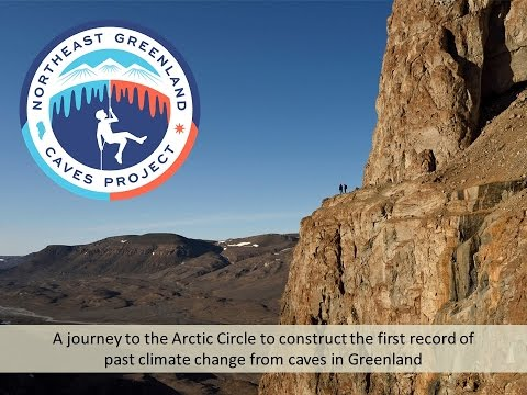 Northeast Greenland Caves Project : Adventure-Science Climate Research Expedition
