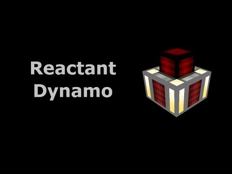 Reactant Dynamo (Tekkit/Feed The Beast) - Minecraft In Minutes