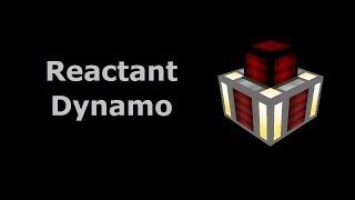 Reactant Dynamo (Tekkit/Feed The Beast) - Minecraft In Minutes