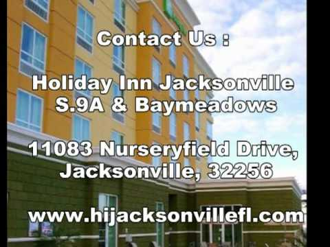 Holiday Inn S. 9A & Baymeadows - Mayo Clinic Jacksonville Weekly Apartment