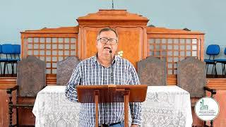 Estudo Bíblico - Rev. Robson Pires Gripp - 27/05/2020