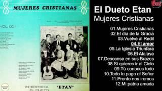 El Dueto Etan – Mujeres Cristianas - Album Completo