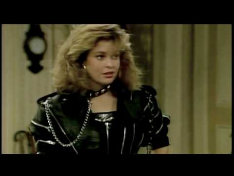 Mr. Belvedere  Heather In Leather