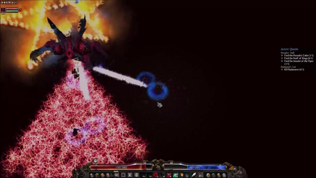 Remember Diablo 2? Play It Again In A Grim Dawn Mod! | TheGamer