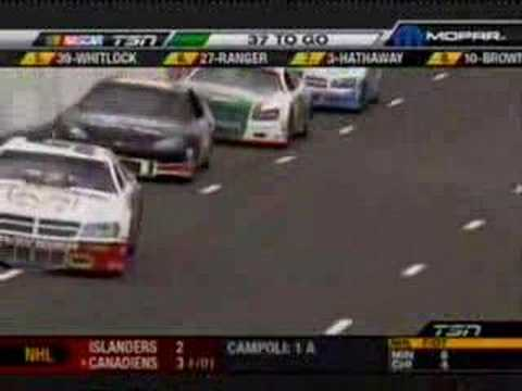 Atlantic Dodge Dealers 300 TV Highlights