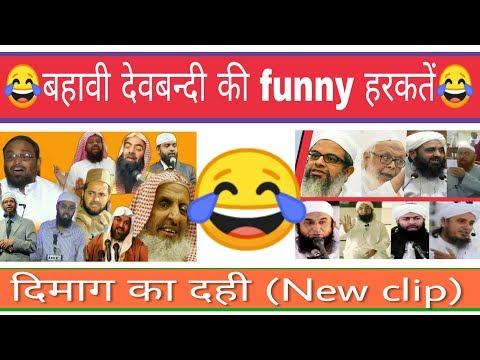 wahabi deobandi funny waqiat (new) by sufi kaleem hanfi razvi