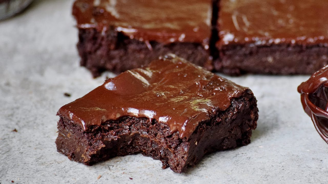 Healthy Brownies | The Best Vegan Recipe
