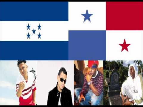 Panamá Vs Honduras- Real Daddy, Phantom,Chamo B, Danger Man.