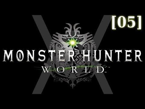 Прохождение Monster Hunter World [05] - Баррот streaming vf