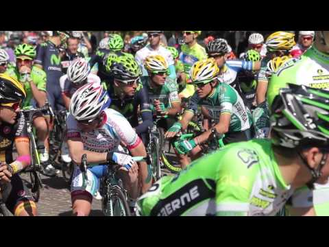Giro del Trentino 2014: stage3 start in Mori