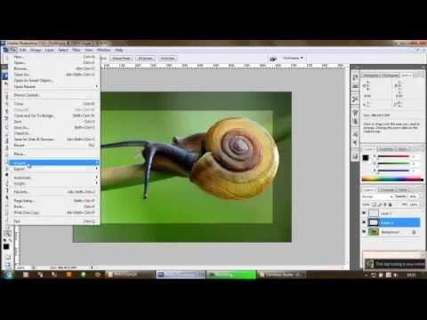 Tạo khung ảnh bằng Photoshop CS2 Full HD Part 2
