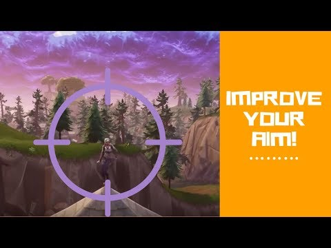 How To Improve Your Aim In Fortnite Battle Royale (6 Secret Tips)