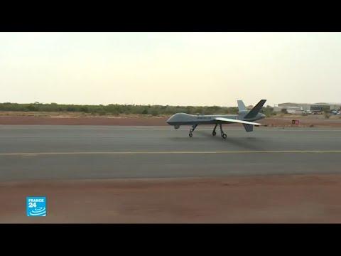 فرنسا: طائرات مسيرة لمراقبة صحراء مالي في عملية -برخان-  - 12:22-2018 / 7 / 13