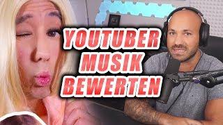 Julien Bam - ARTEN VON RAPPERN (Mega Youtuber Edition) / Ich bewerte