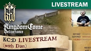 Kingdom Come: Deliverance Prototype Live Stream