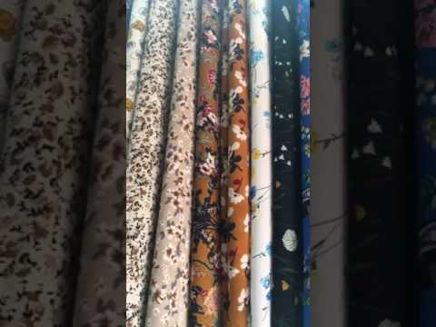 Vải Áo Chất Liệu Xốp Thái Với Giá Cả Tốt Nhất