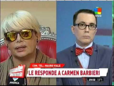 Carmen Barbieri vs. Mauro Viale
