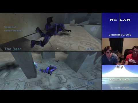 NC LAN Dec '16 [22:10] The Bear & DG vs Wize & Levi [Upstairs]