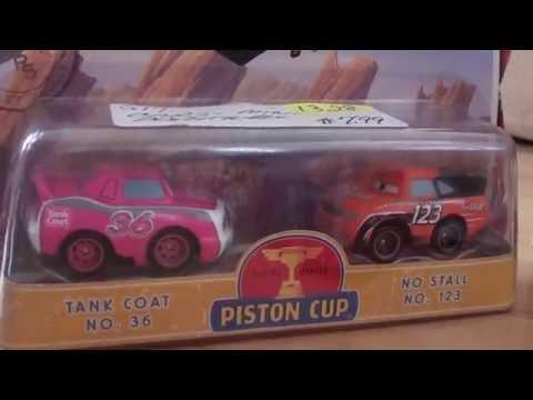 Older Colorado Springs Pixar Cars Finds - Pixar Cars Price Guide