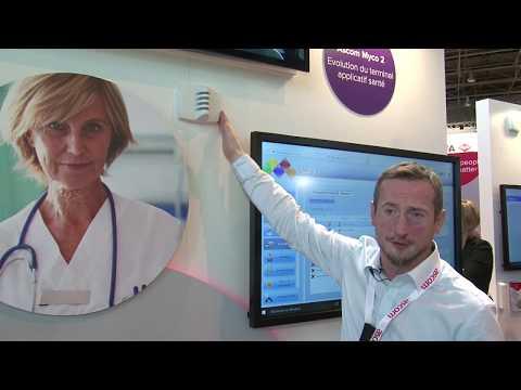 Ascom présent à la Paris Healthcare Week 2017
