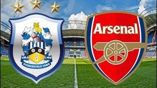 HUDDERSFIELD TOWN V ARSENAL 0-1 | 3 AWAY POINTS AT LAST!!
