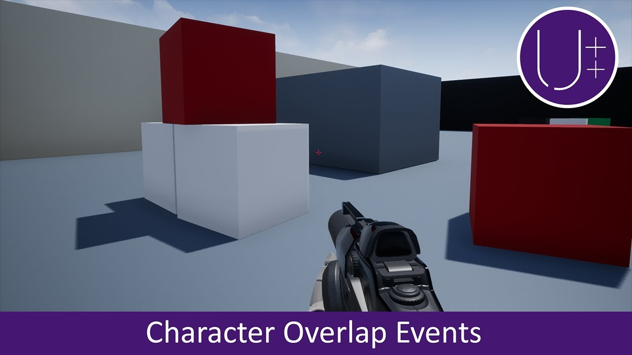 Unreal C++ | Character Overlap Events