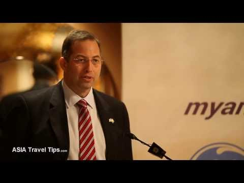 GECAS to Lease 10 New Boeing Aircraft to Myanma Airways - Press Conference in HD