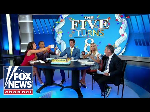Hosts of 'The Five' thank fans for 8 years on the air