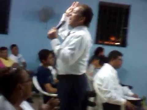 APOSTOL CARLOS BARGAS EN IGLESIAC.B.I MANAGUA NIC