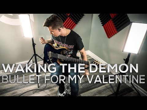 Bullet For My Valentine  Waking The Demon  Cole Rolland Guitar