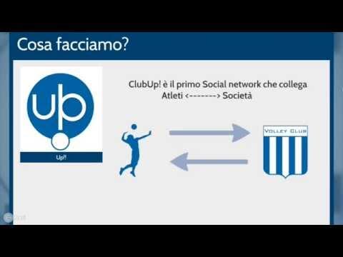 ClubUp! sport network