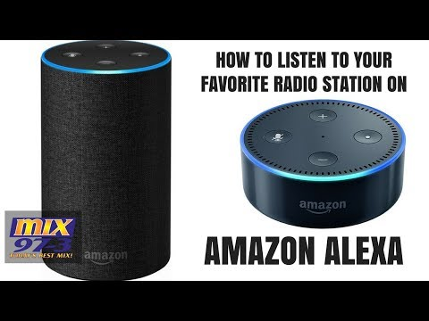 How to Get Your Favorite Radio Station on Alexa, As Explained  Ben & Patty