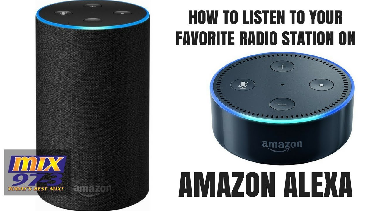 How to Get Your Favorite Radio Station on Alexa, As Explained by Ben & Patty