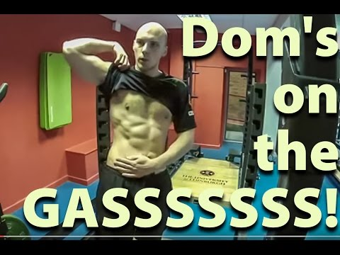 Dom's on the Gas (steroids...AKA intermittent fasting and weight lifting)