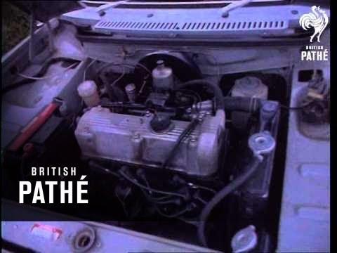 The British Leyland 'maxi' 1970
