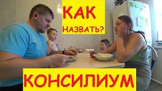 КАК НАЗВАЛИ / СЕМЕЙНЫЙ КОНСИЛИУМ / Деревенские будни / Семья в деревне