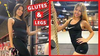 2 in 1 GLUTES LEGS Workout for women Mari Kruchkova