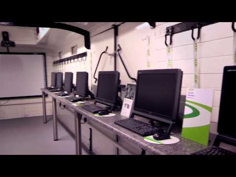 Acer for Education – Science and Technology Train in South Africa